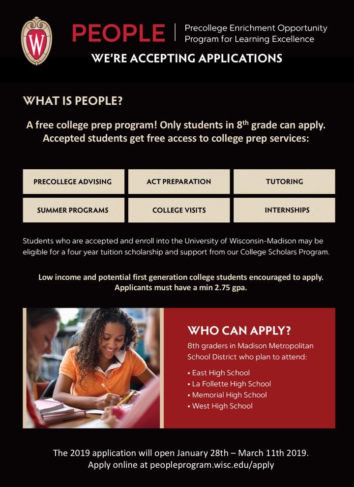 MMSD Recruitment Flyer